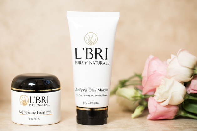 Pretty Little Shopper Blog x L'Bri Pure n' Natural
