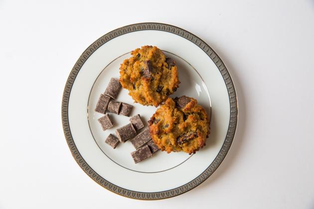 Gluten-Free Pumpkin Muffins with Chocolate Chips - Pretty Little Shoppers Blog