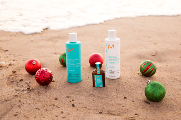 California Christmas with Moroccanoil - Pretty Little Shoppers B