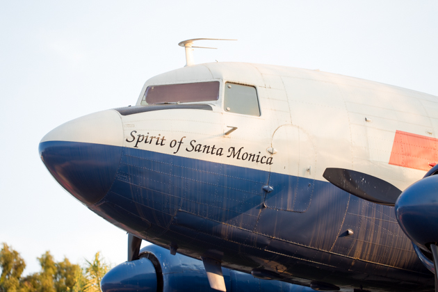 The Museum of Flying - Santa Monica