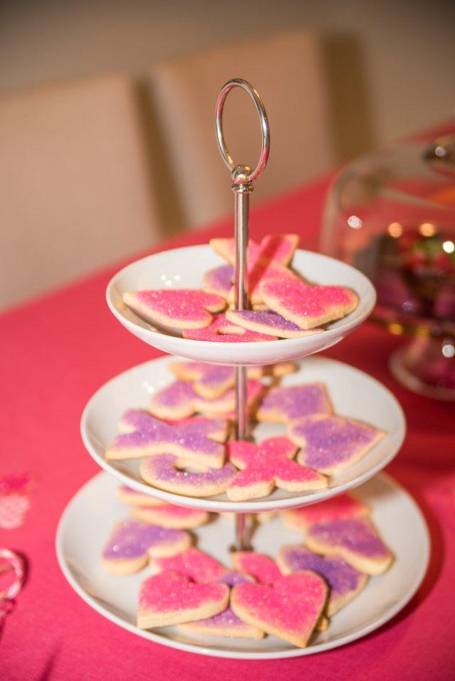 Gluten Free Valentine's Day Sugar Cookies