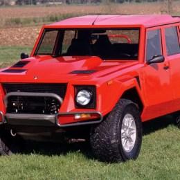 1986 Lamborghini Lm002 Prettymotors Com