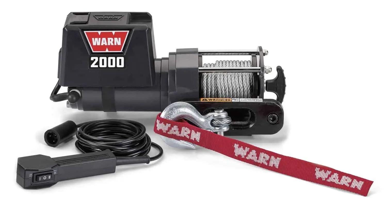 small resolution of warn 92000 2000 dc utility winch