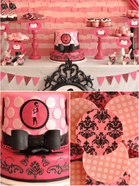 Pink Baby Shower | Party Favors Ideas