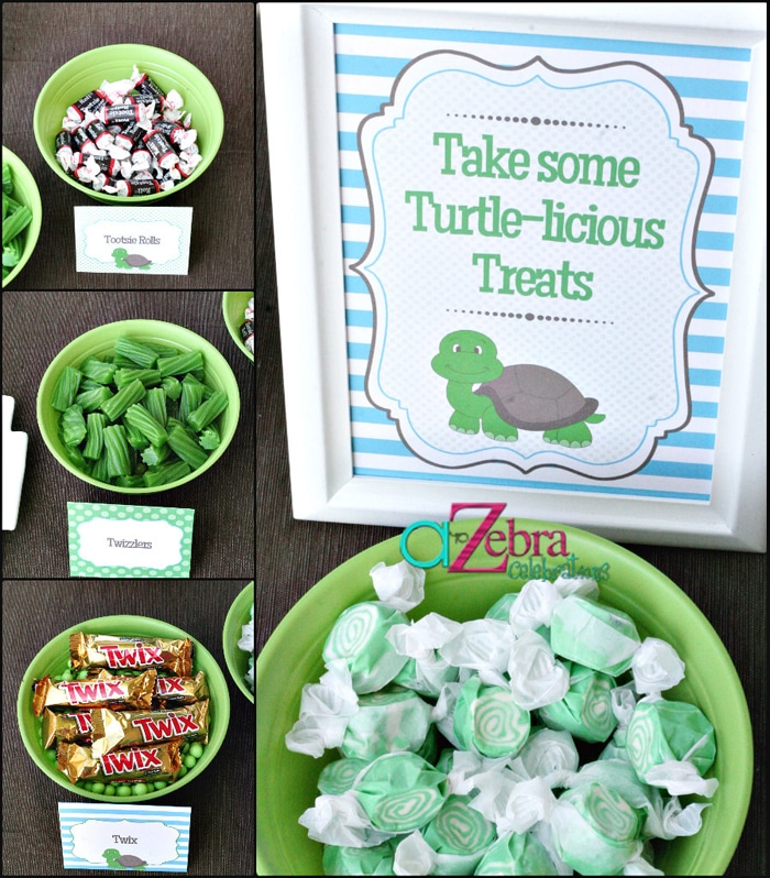 Baby Shower Food Ideas: Baby Shower Ideas Turtle Theme