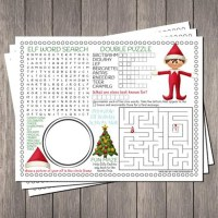 27 Free Holiday Printables