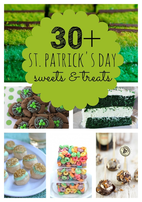35 St Patricks Day Dessert Ideas  Pretty My Party