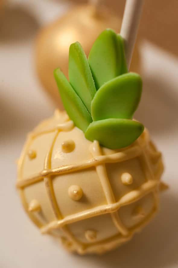 Pineapple Themed Bridal Shower