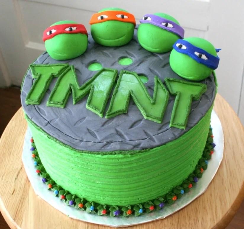 30 teenage mutant ninja turtle party