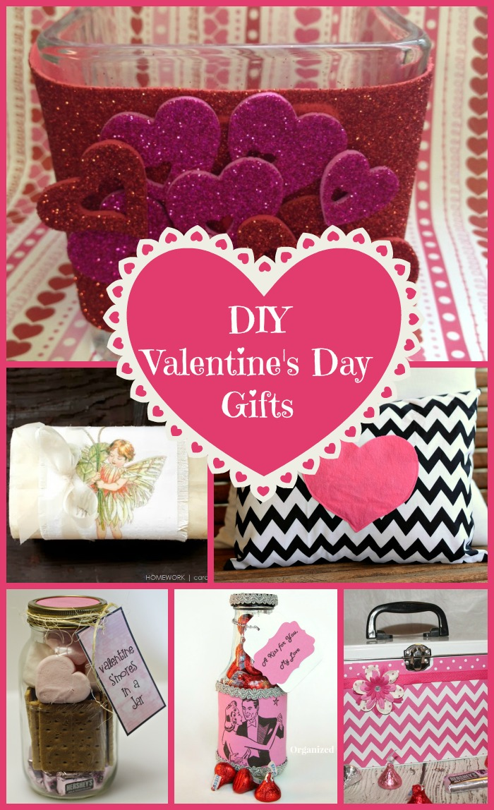 Sweet Handmade Valentines Day Gifts Amp Decorations