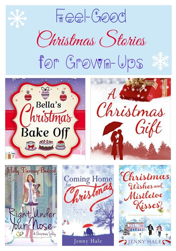 5 Festive Feel Good Christmas Stories For Grown Ups
