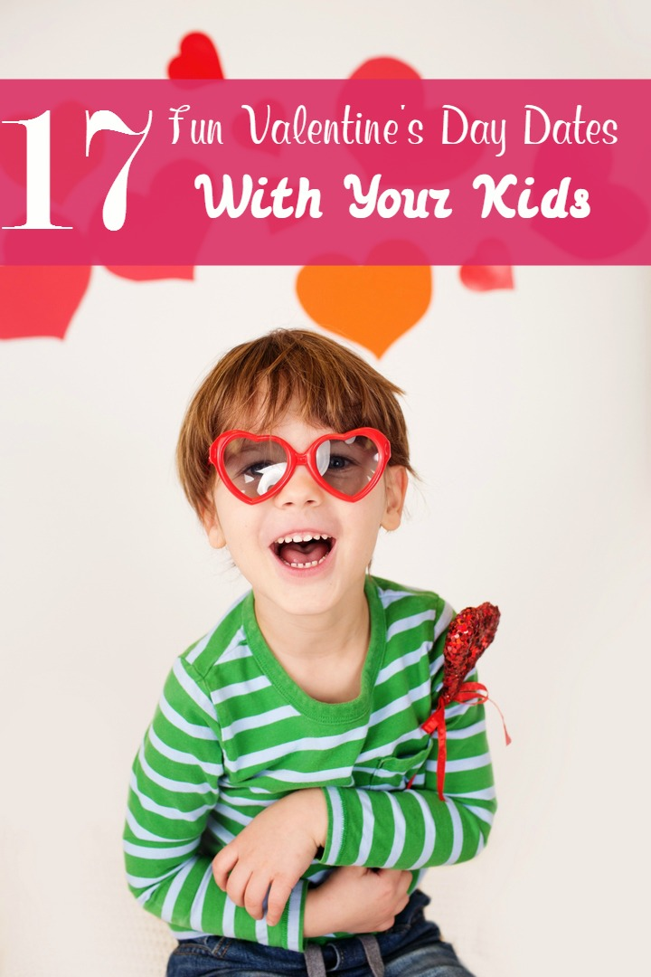 Have A Spectacular Valentines Day Date With Your Kids