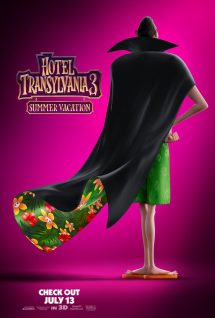 Hotel Transylvania 3 Summer Vacation Activity Sheets