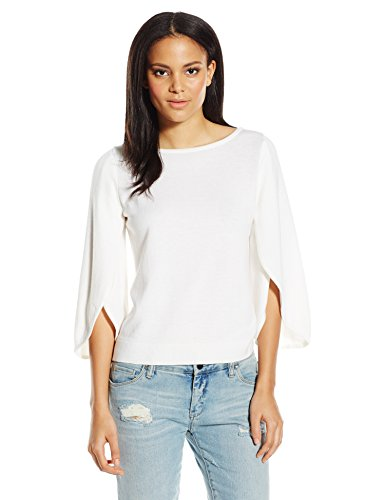Milly Women's Butterfly Sleeve Sweater