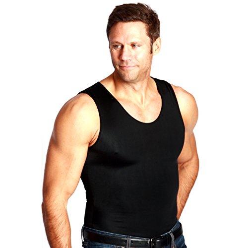 Insta Slim Compression Muscle Tank, Shapewear for Men