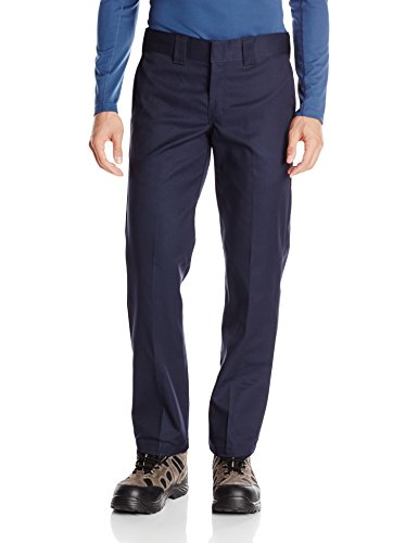 Dickies Men's Slim Straight Fit Work Pant