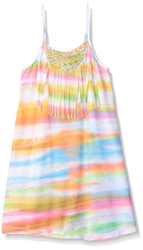 Flowers by Zoe Girls' Fringe Crochet Dress