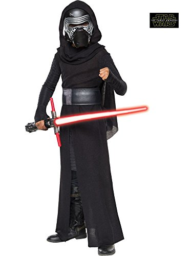 Rubie's Costume Star Wars Ep VII Deluxe Lead Villain Child Costume