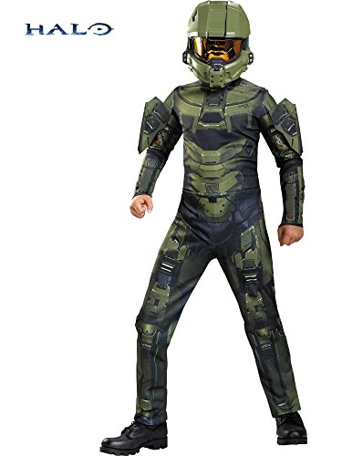 Disguise Master Chief Classic Costume