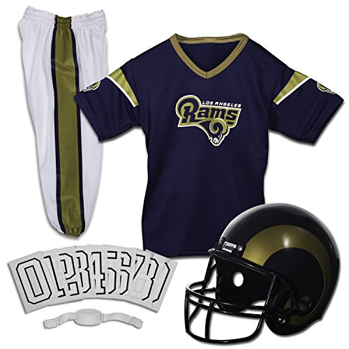 Franklin Sports NFL Team Licensed Youth Uniform Set
