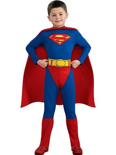 Superman Child's Costume