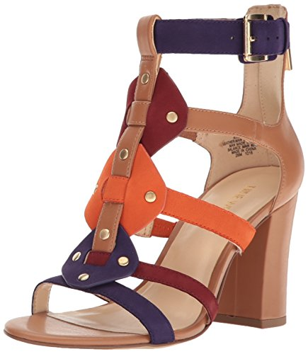 Nine West Women's Braddy Leather Dress Sandal