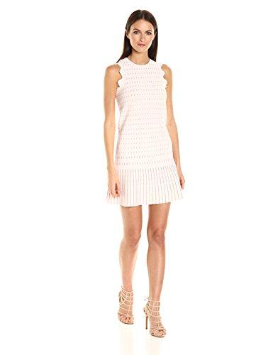 Ted Baker Women's Relioa Flippy Metallic Jacquard Dress