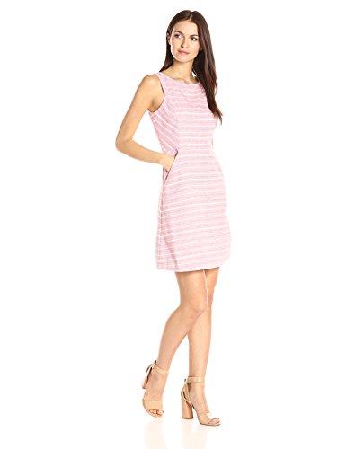 Jessica Simpson Women's Striped Tweed Dress