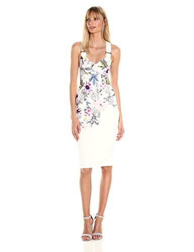 Ted Baker Women's Scarlin Passion Flower Bodycon Dress