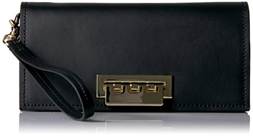 ZAC Zac Posen Earthette Wristlet, Black
