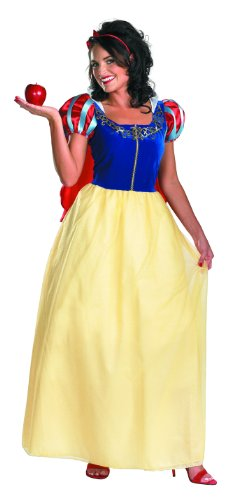 Disguise Women's Disney Snow White Deluxe Costume