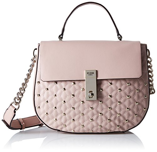 GUESS Mckenna Pink Top Handle Flap