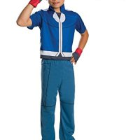 Rubie's Costume Pokemon Ash Deluxe Child Costume