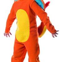 Rubie's Costume Pokemon Charizard Costume, Medium