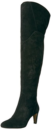 Vince Camuto Women's Armaceli Over the Knee Boot, Black, 8 Medium US