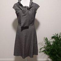 Fifties' dress, Shawl dress, 50s dress