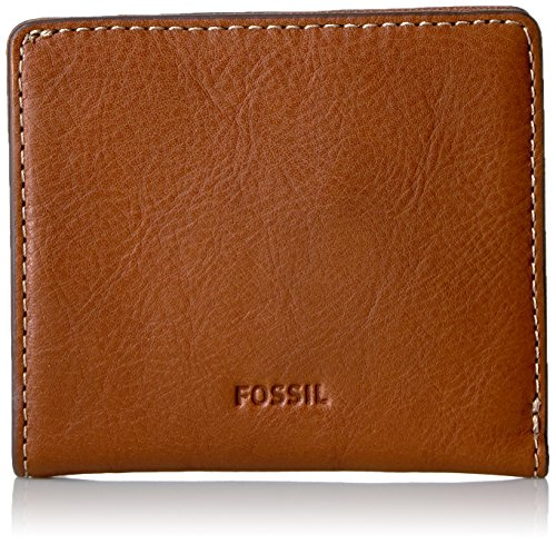 Fossil Emma RFID Mini Wallet, Brown, One Size