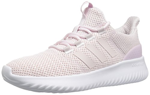 adidas Women's Cloudfoam Ultimate, Orchid Tint/Orchid Tint/Aero Pink, 8 M US