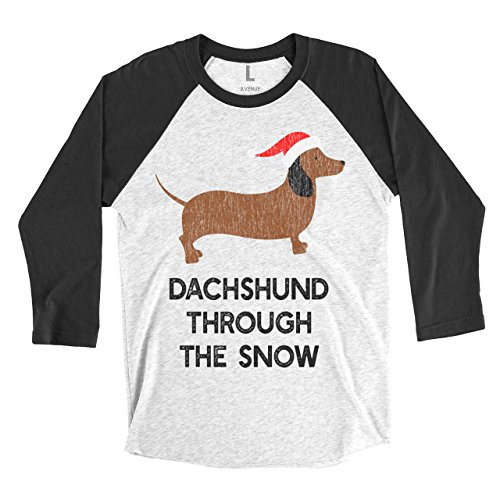 Dachshund Through The Snow Tee