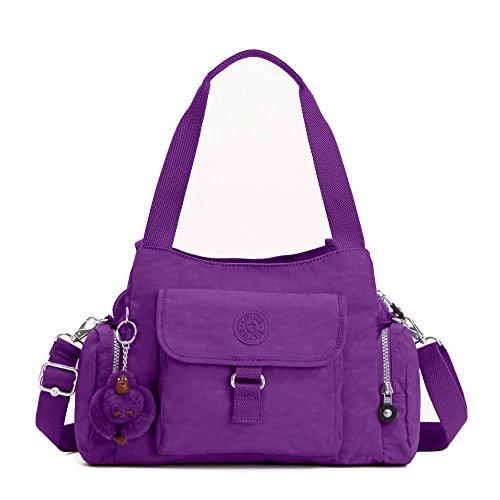 Kipling Women's Felix Large Handbag One Size Tilepurple