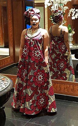 6b48e281658e Ankara print maxi dress  African print maxi dress  african womens clothing  maxi  dress – Lady Seray- by GITAS Portal