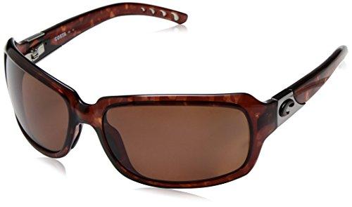 fe221909ec Costa del Mar Women s Isabela IB 10 OCP Polarized Oval Sunglasses ...