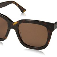 Obsidian Sunglasses for Women Fashion Oversized Frame 10, Tortoise, 54 mm