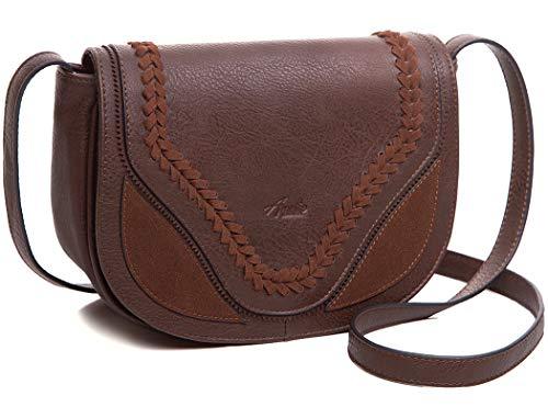 9c8cb9d3495 Crossbody Bag for Women, Purses and Handbag Satchel with Traditional  Hand-made Cover
