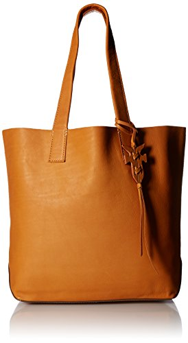 FRYE Carson Tote Pebbled Leather, Sunrise
