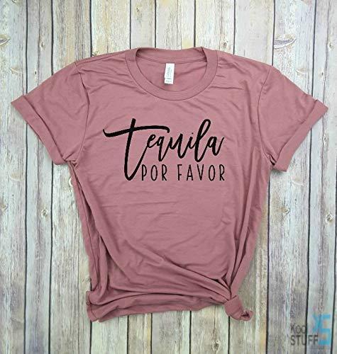 c7fce4bf Tequila Por Favor Cinco De Drinko Cinco De Mayo Shirt Funny