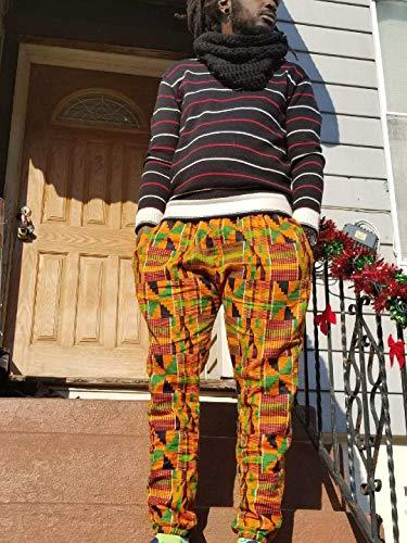 kente pants/African pants/Ankara pants/African clothing /4x pants /3x pants/plus size pants/Capri shorts/men's pants