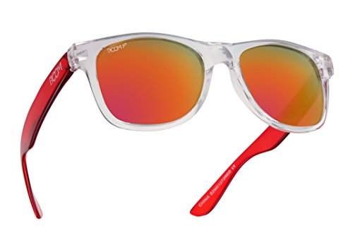 Boom Spectrum Polarized Sunglasses by Dimensional Optics – CHERRY BOMB