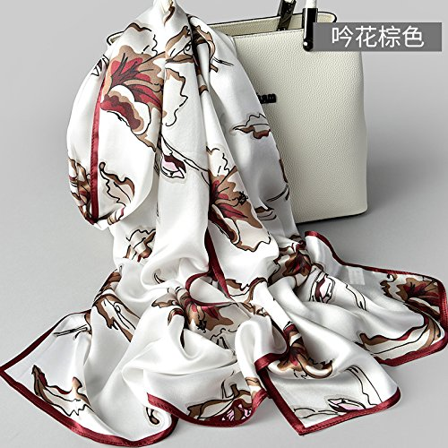 ZHANGYONG Women's Boho Bohemian Beach Bikini Cover Up Printed Scarf Shawl Wrap