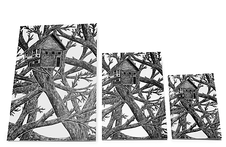 Tree Houses by Jamie Mills